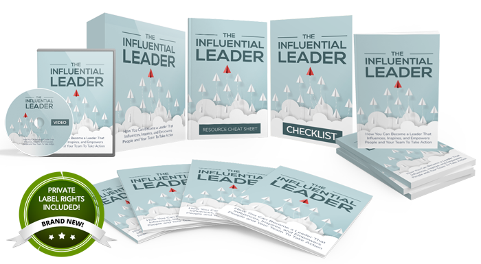 140 – The Influential Leader PLR