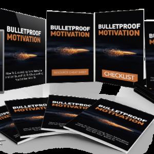 141 – Bulletproof Motivation PLR