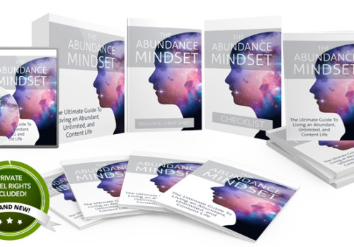 142 – The Abundance Mindset PLR