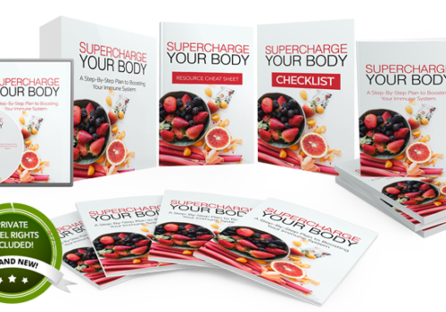 145 – Supercharge Your Body PLR