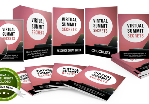 146 – Virtual Summit Secrets PLR