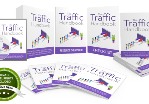 148 – The Traffic Handbook PLR