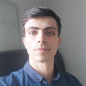 Self-portrait Kurt