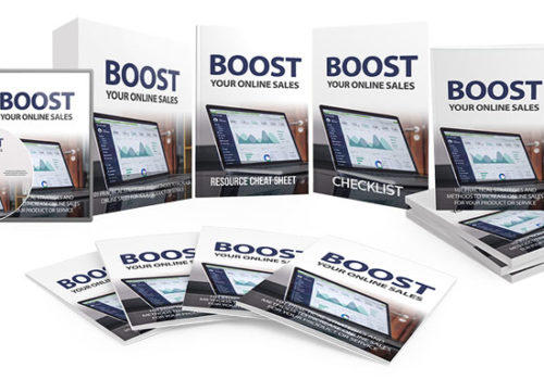 150 – Boost Your Online Sales PLR
