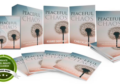 149 – Peaceful Chaos PLR