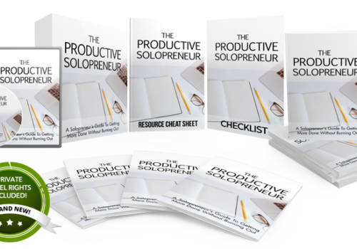 152 – The Productive Solopreneur PLR
