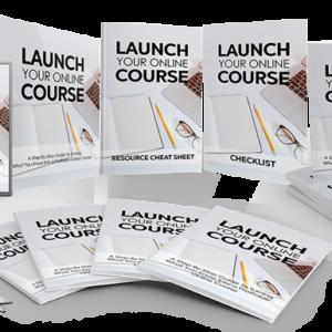 154 – Launch Your Online Course PLR