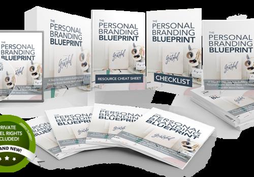 156 – The Personal Branding Blueprint PLR