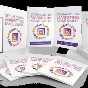 160 – Social Media Marketing Made Simple PLR