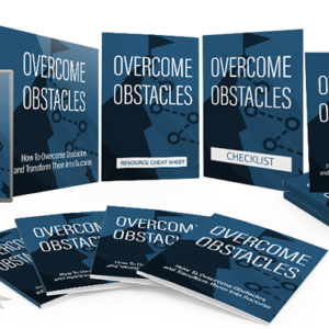 163 – Overcome Obstacles PLR