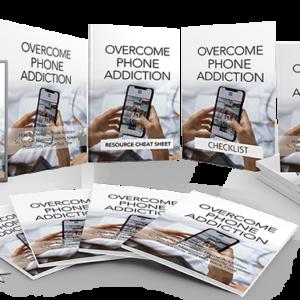 166 – Overcome Phone Addiction PLR