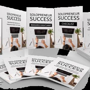 167 – Solopreneur Success PLR
