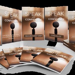 172 – Speak With Confidence PLR